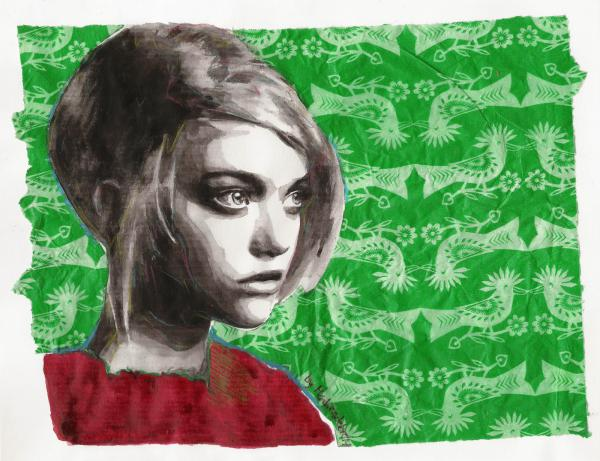 Gemma Ward by Estherproductos